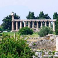 Il Tempio di Cerere o Atena (500 a.C.)