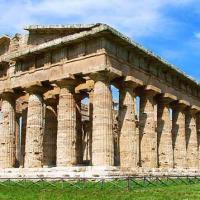 Il Tempio di Nettuno o Poseidone (metà del V sec a.C.)